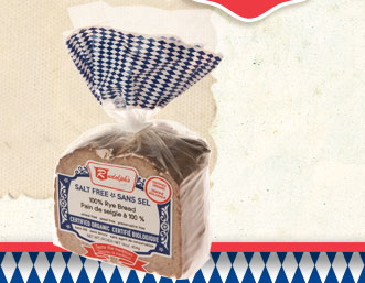 Organic Flax Bread Package